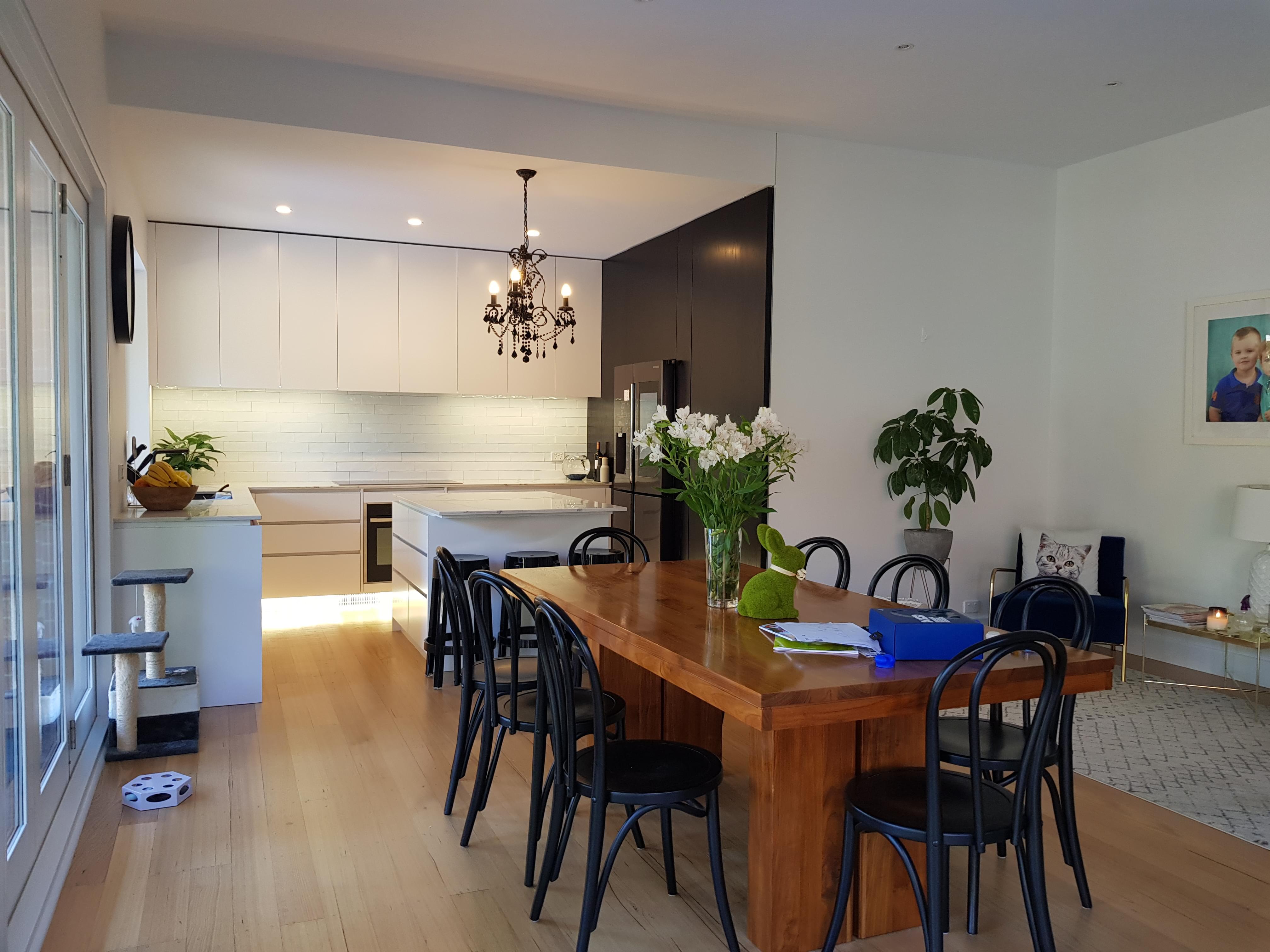 OZ Custom Made Kitchen Cabinets Melbourne